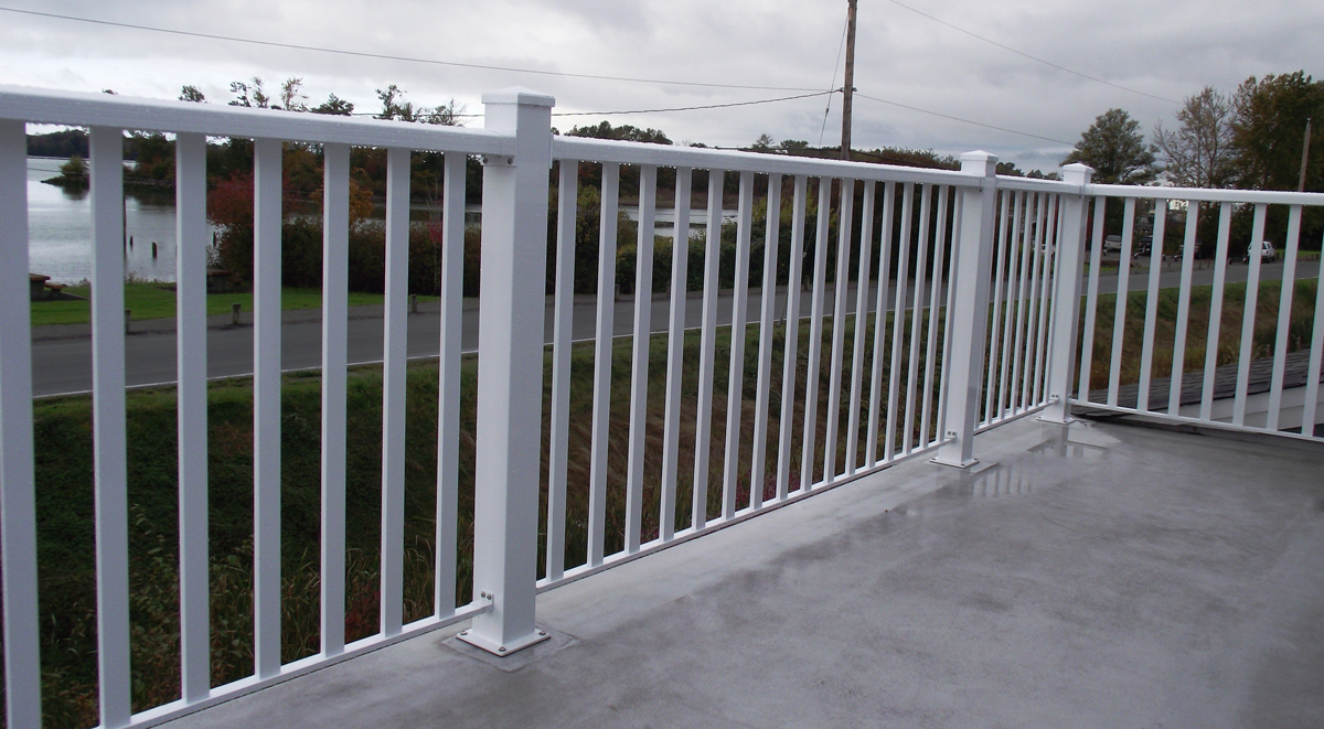 Aluminum porch railings joy studio design gallery best