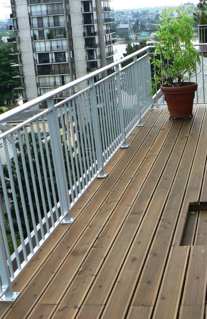 20 Timber Decking Designs That Can Append Beauty Of Your: Pressure Treated Decking - Arbutus Sundecks