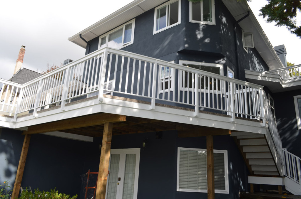 Decking repair North Vancouver