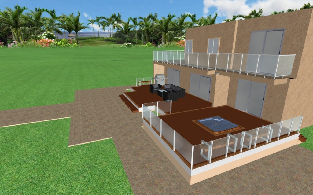 Deck Construction Design