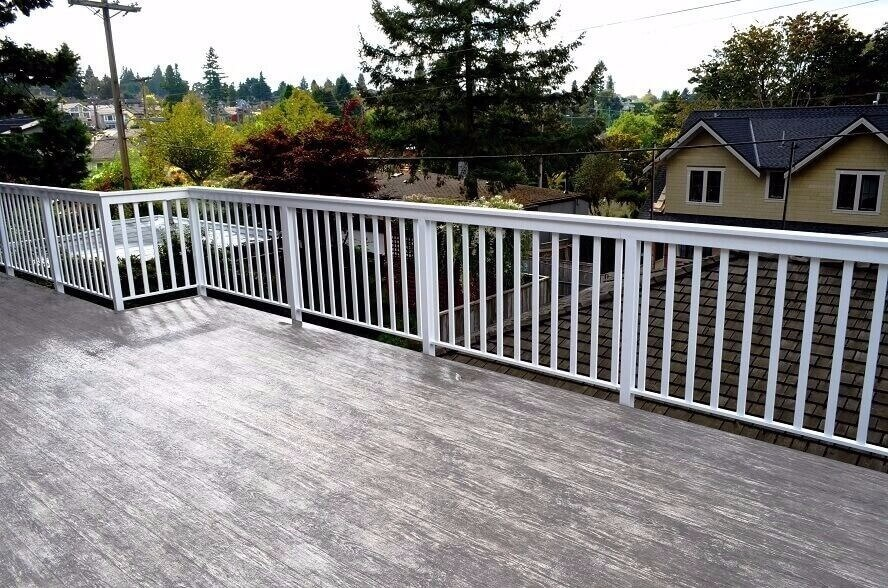 Vinyl Decking Burnaby
