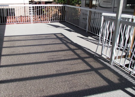 Balcony repair North Vancouver