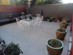 vinyl decking white rock